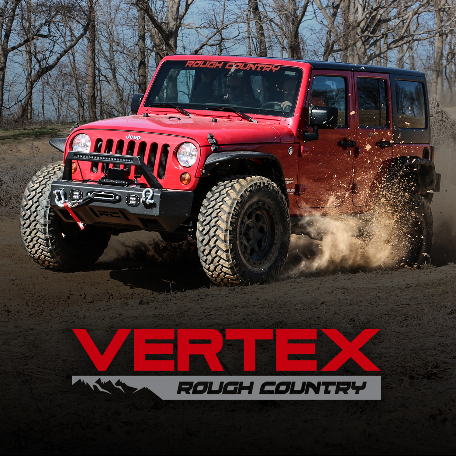 Vertex Shocks