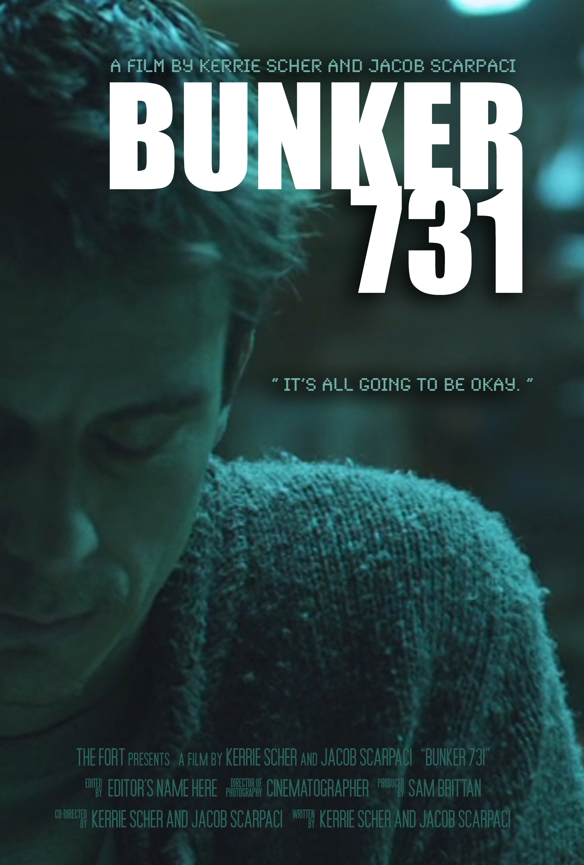 Bunker 731 (Movie Poster)