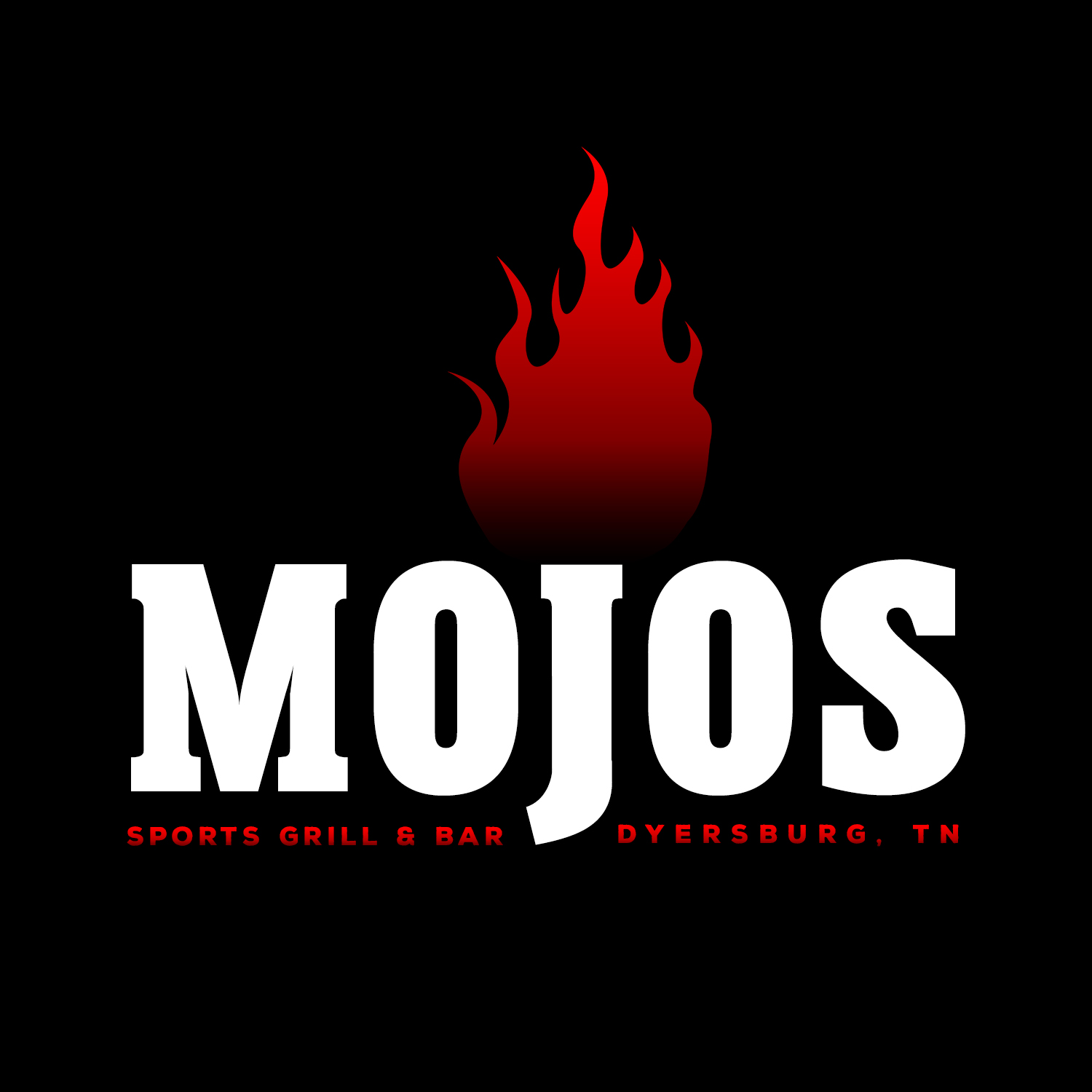 Mojos Sports Grill & Bar (Logo)