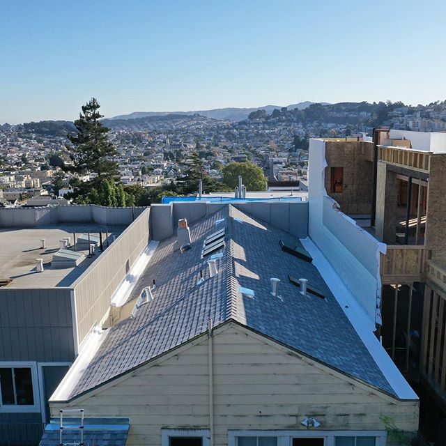 New Structural Solar Ready Roof TGIF