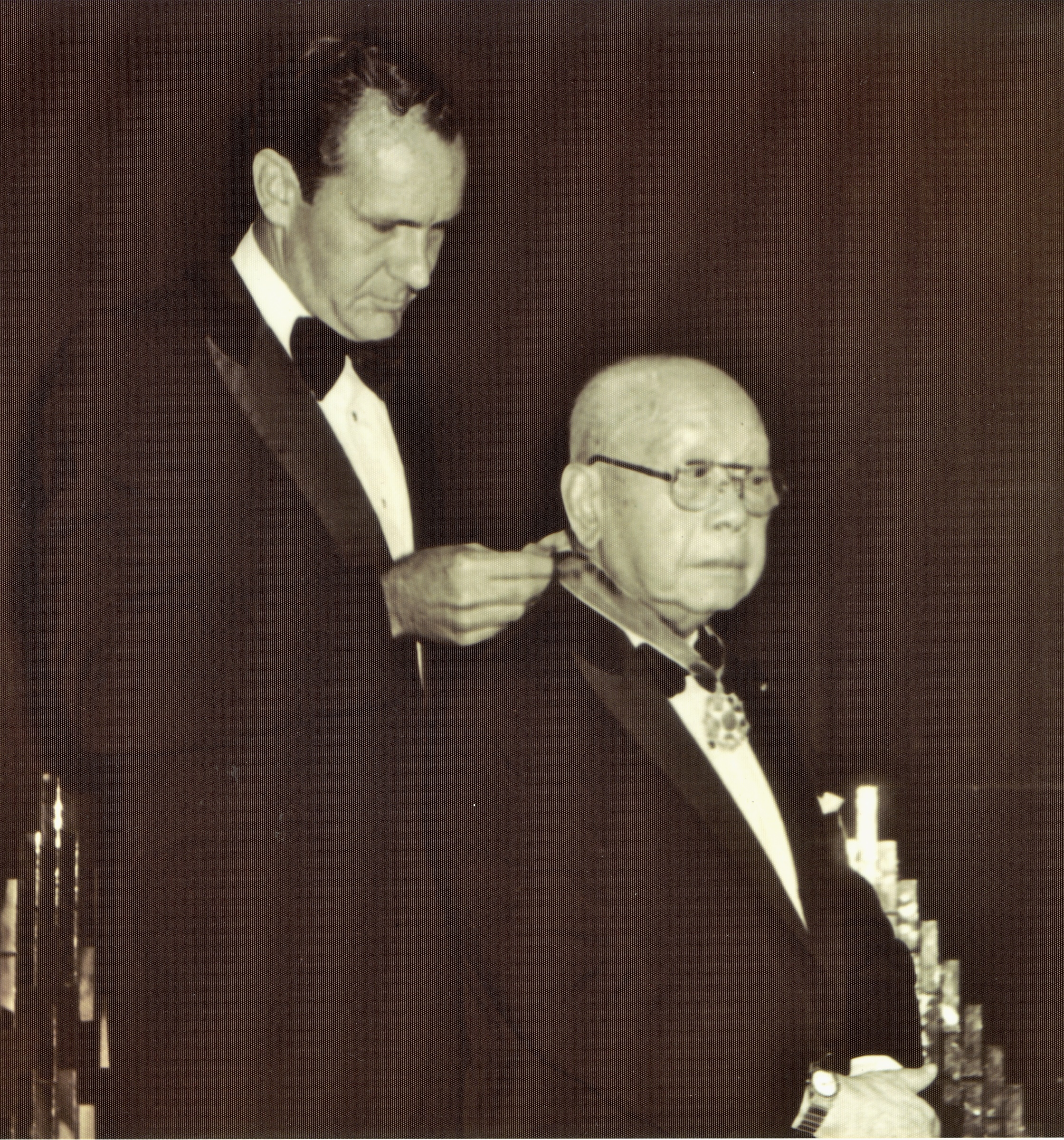 Awarding of the US Presidential Medal of Freedom