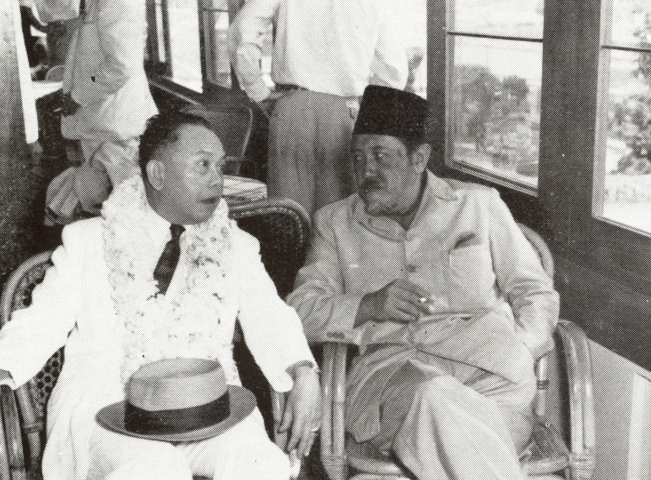 CPR and Indonesia PM Ali Sastroamidjojo