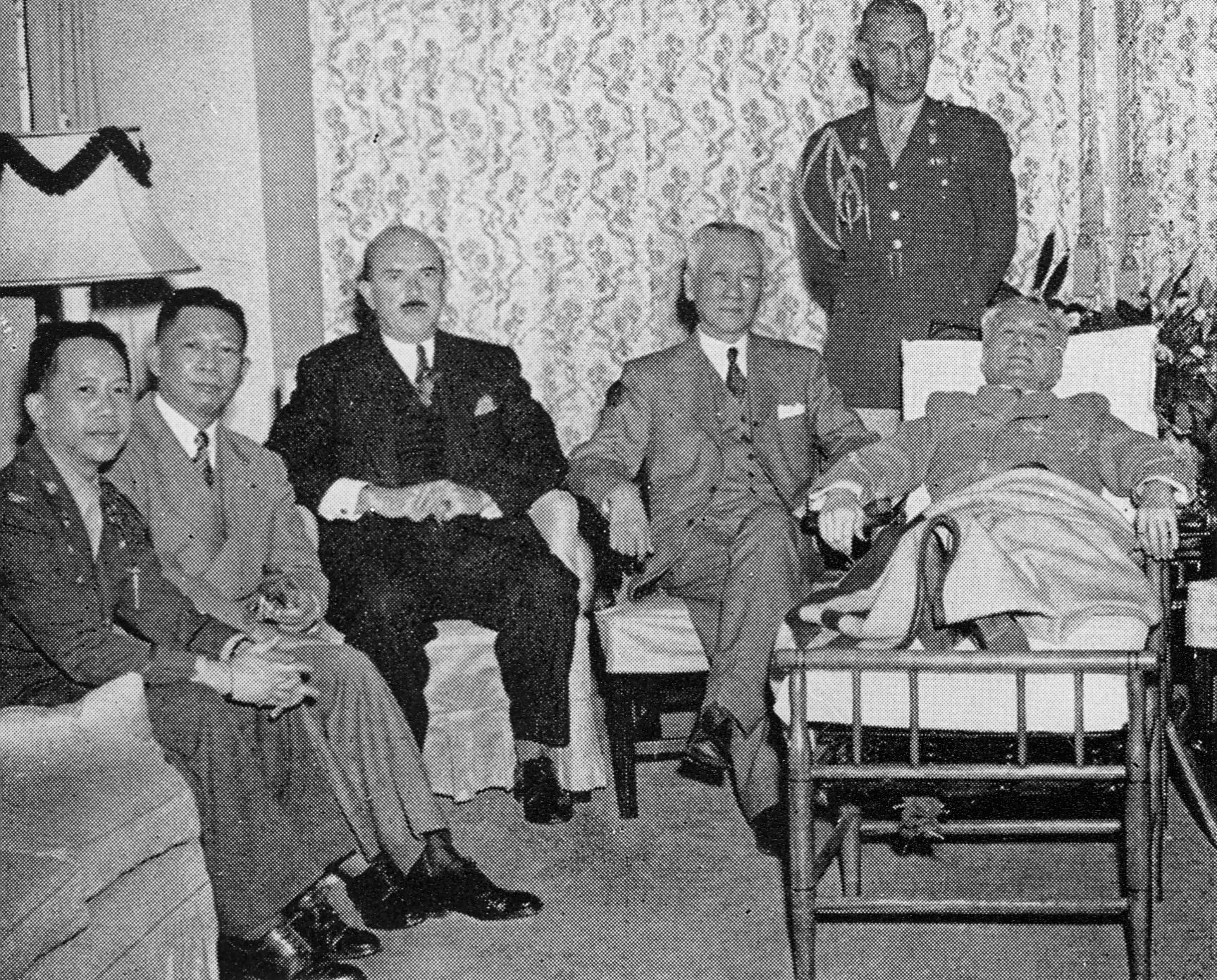Quezon's War Cabinet
