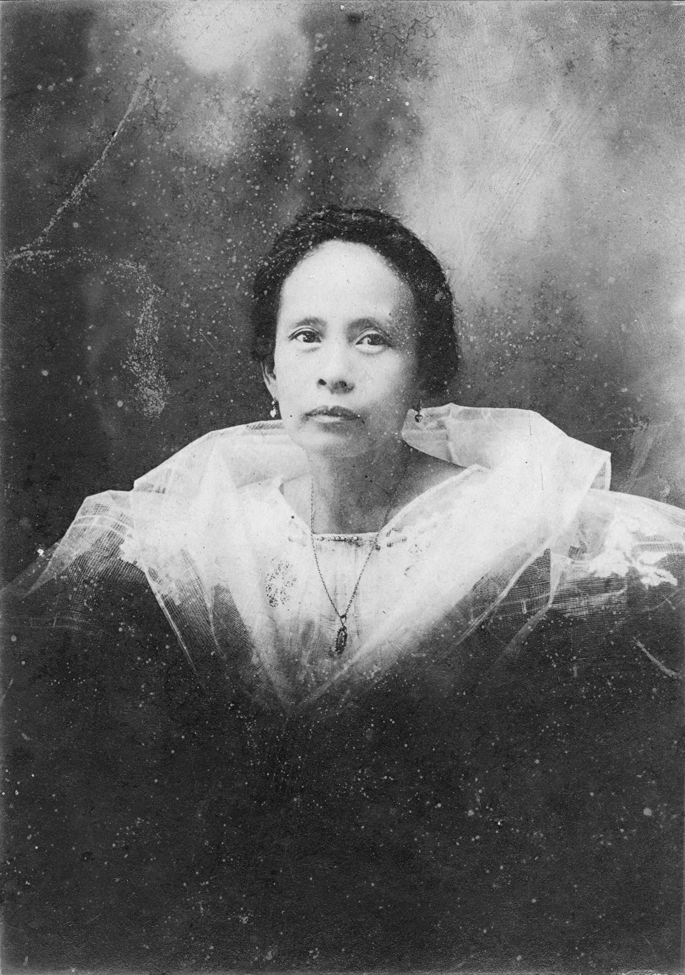 Maria Peña de Romulo