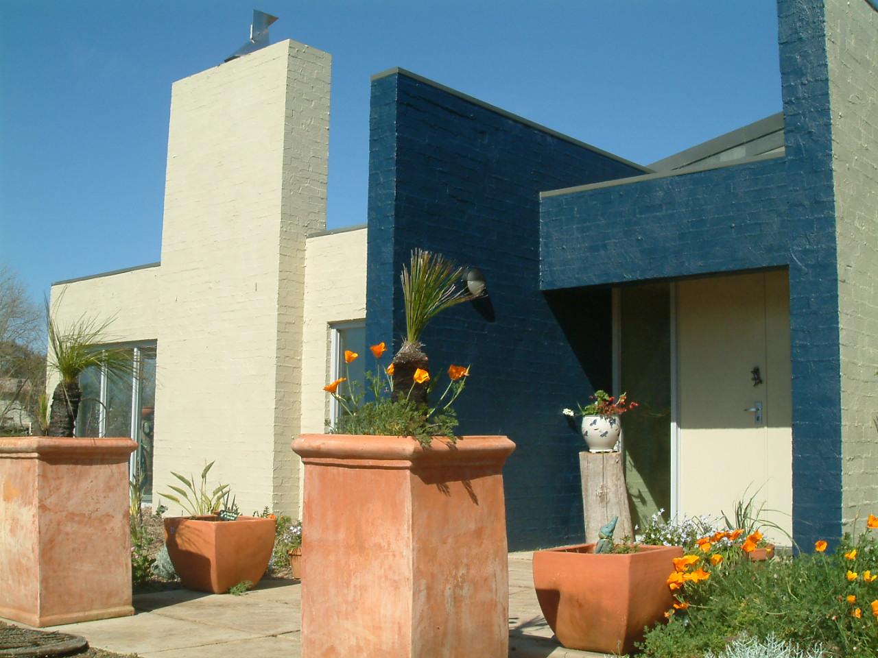 Rural Town Retreat -