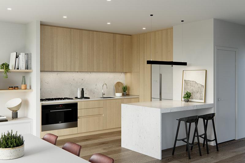 Kitchen Design by Lisa Larkin Design