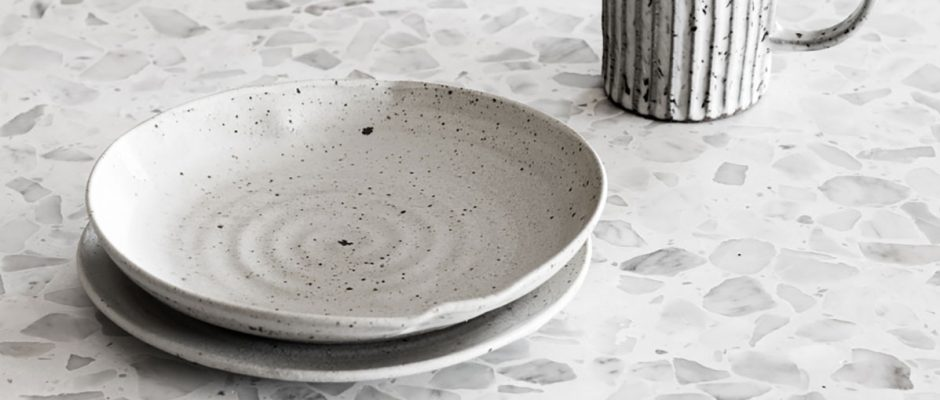 Terrazzo has made a huge come back