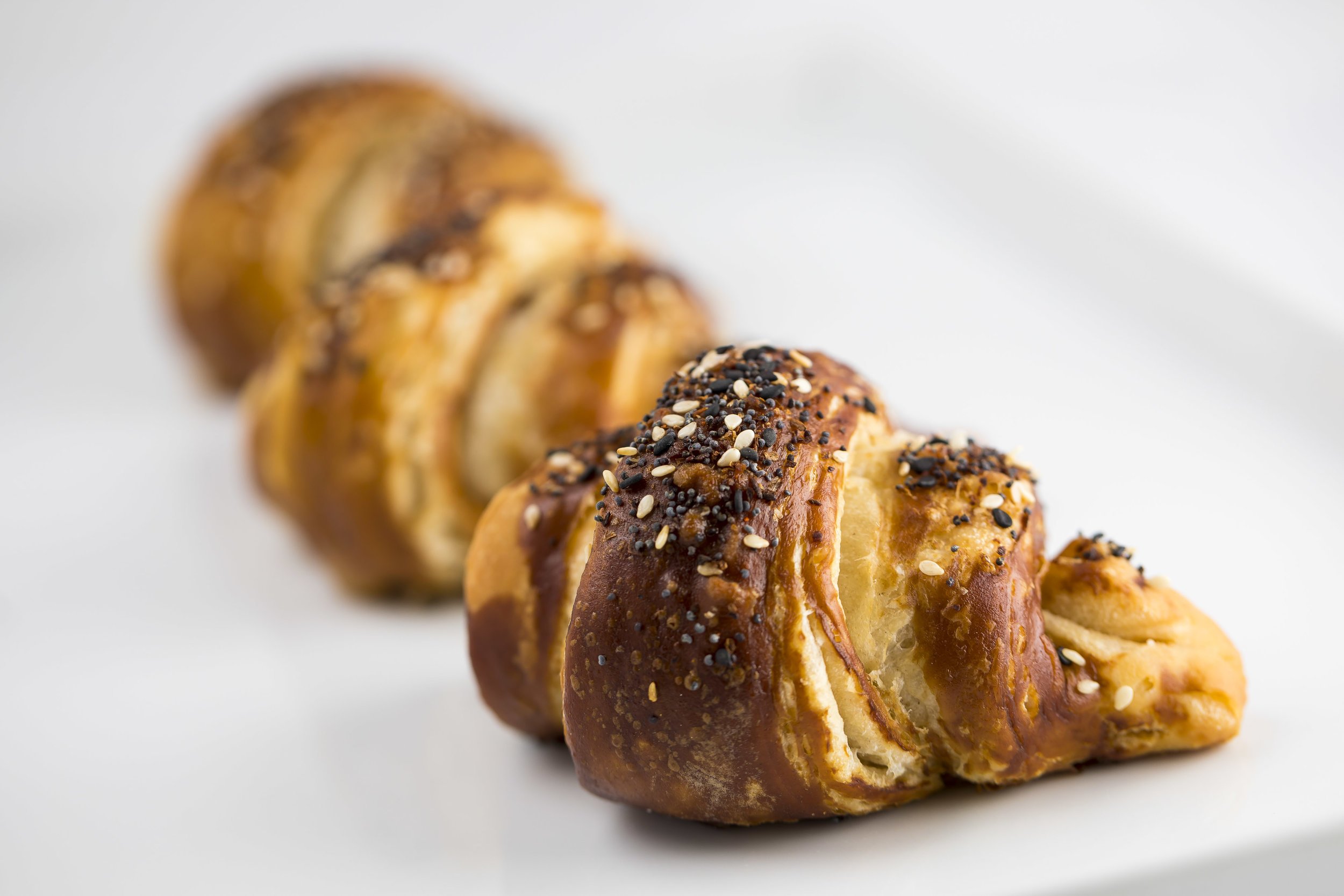 Cheesy Pretzel Croissant and Everything Topping_Fall 18 GP Tasting_BH2.JPG