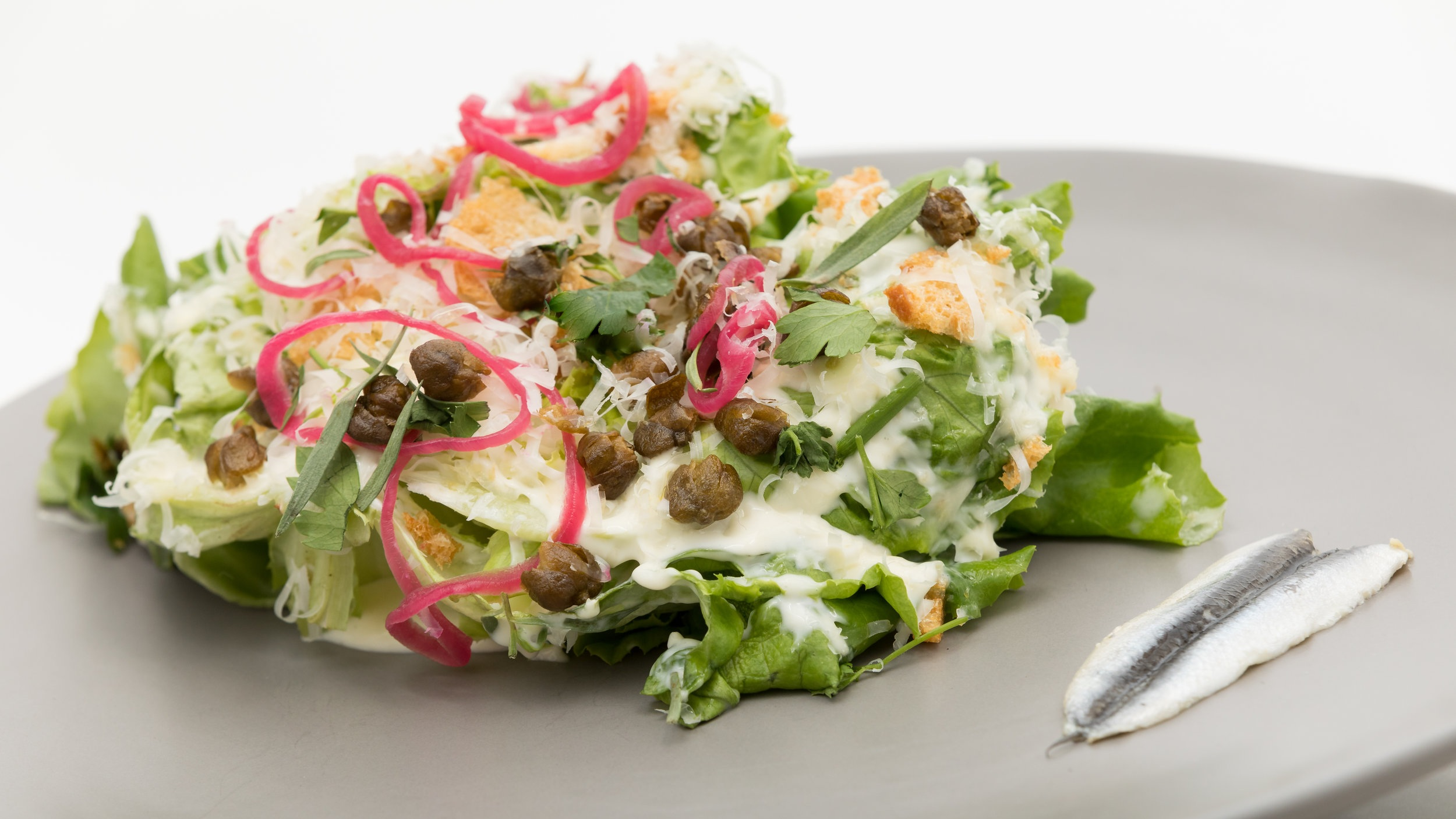 Salvona Caesar w_ Gotham Greens Lettuce, White Anchovy, Parmesan_Amanda Gentile3.jpg