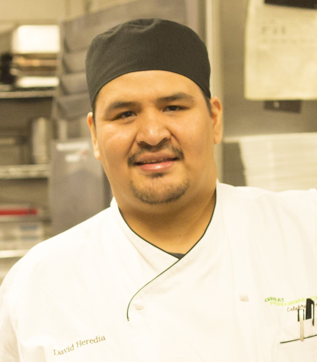 Chef David Heredia