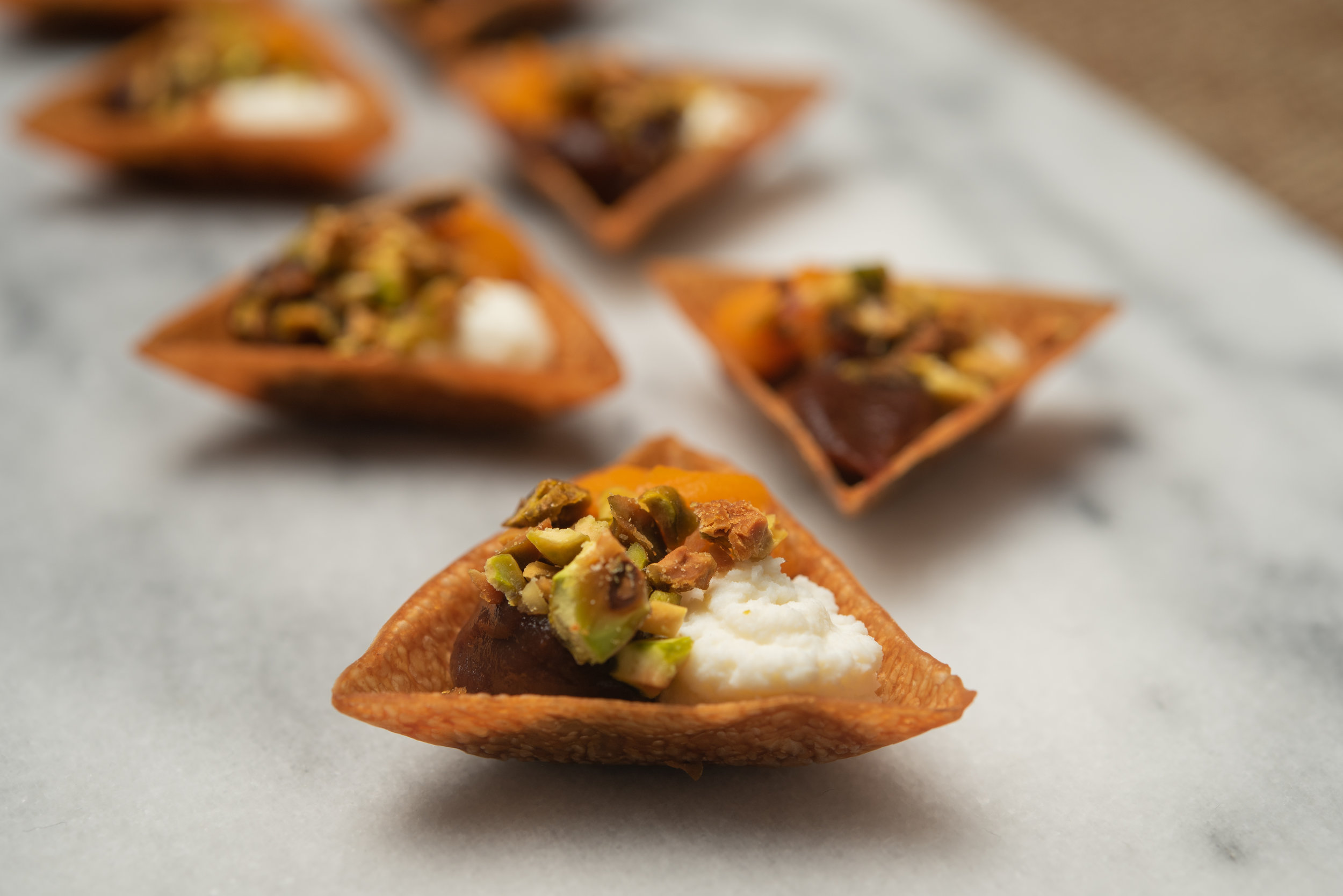 Pumpkin Tart w Roast Pumpkin Puree, Goat Cheese,  Fig, Pistachio.jpg
