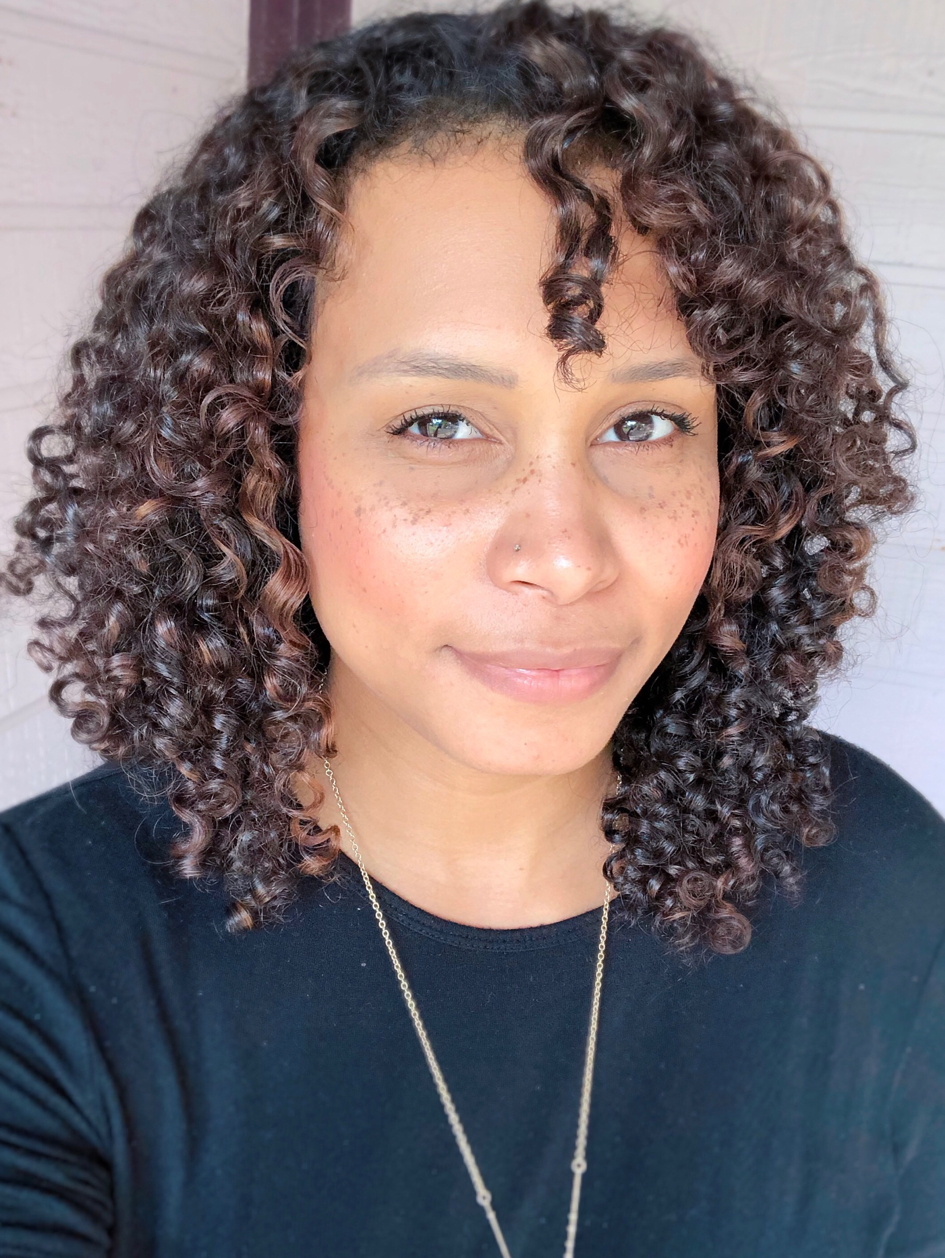 I see you, I hear you, & I understand you! - My name is Jessica and my passion is to help people love and embrace their natural curls! I provide custom curly cuts and teach how you can achieve defined healthy hair. I want to help support you in your journey. I hope to meet you soon!Education/Certification• Rëzo Certified• Curly Hair Artistry Certified• DevaCurl Level 2 Certified• Atoya (The Curly Hair Studio) Class• Kristy Ramos (Sunflowers and Scissors) Class• Marinello School of Beauty