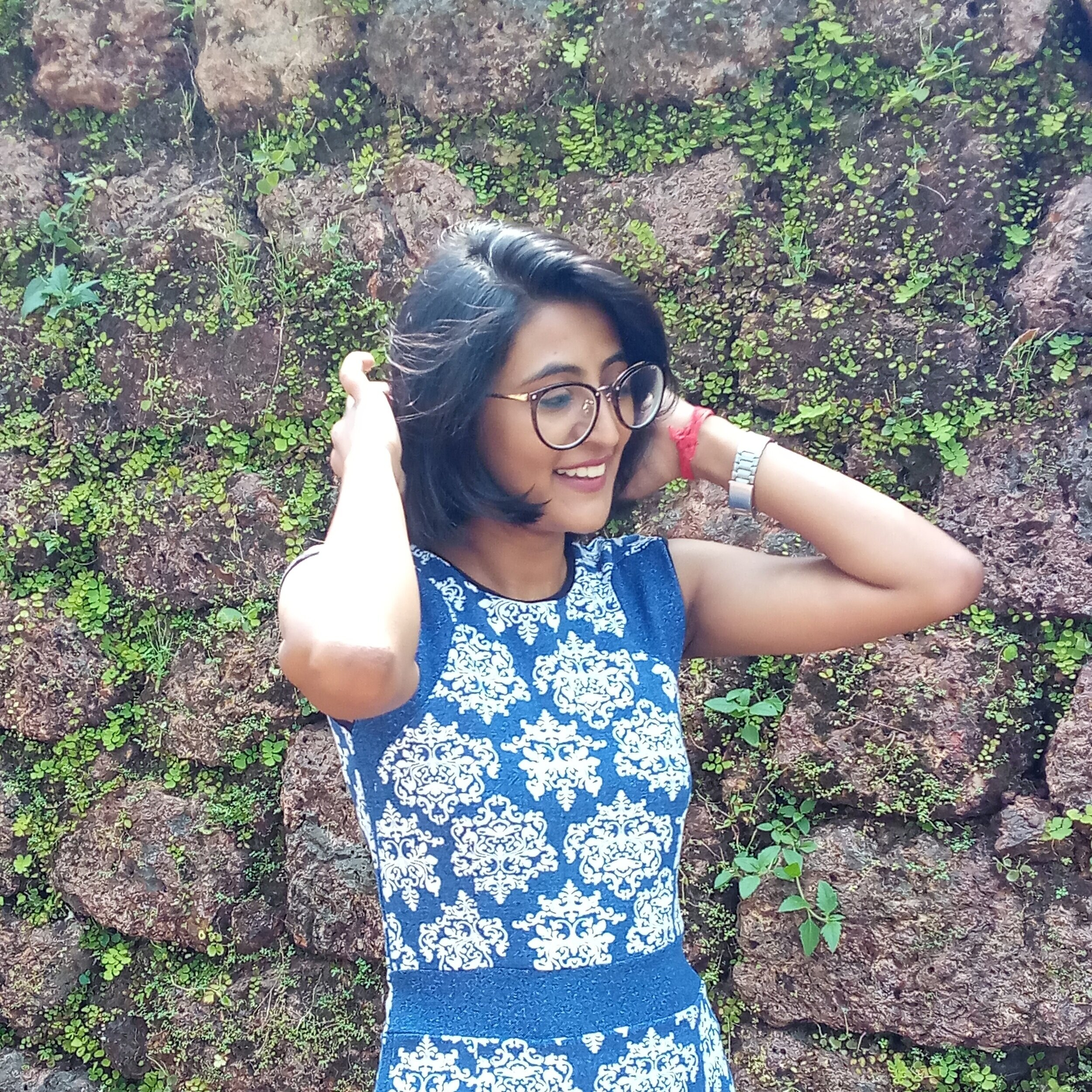 Manvi Singh ( Neat freak) - Manvi just joined a couple of months back as a content designer and maker. She is learning how to conduct training; and that's what according to her makes this an awesome place to work. She doesn't look at failure as a flaw but as an attempt at something new.