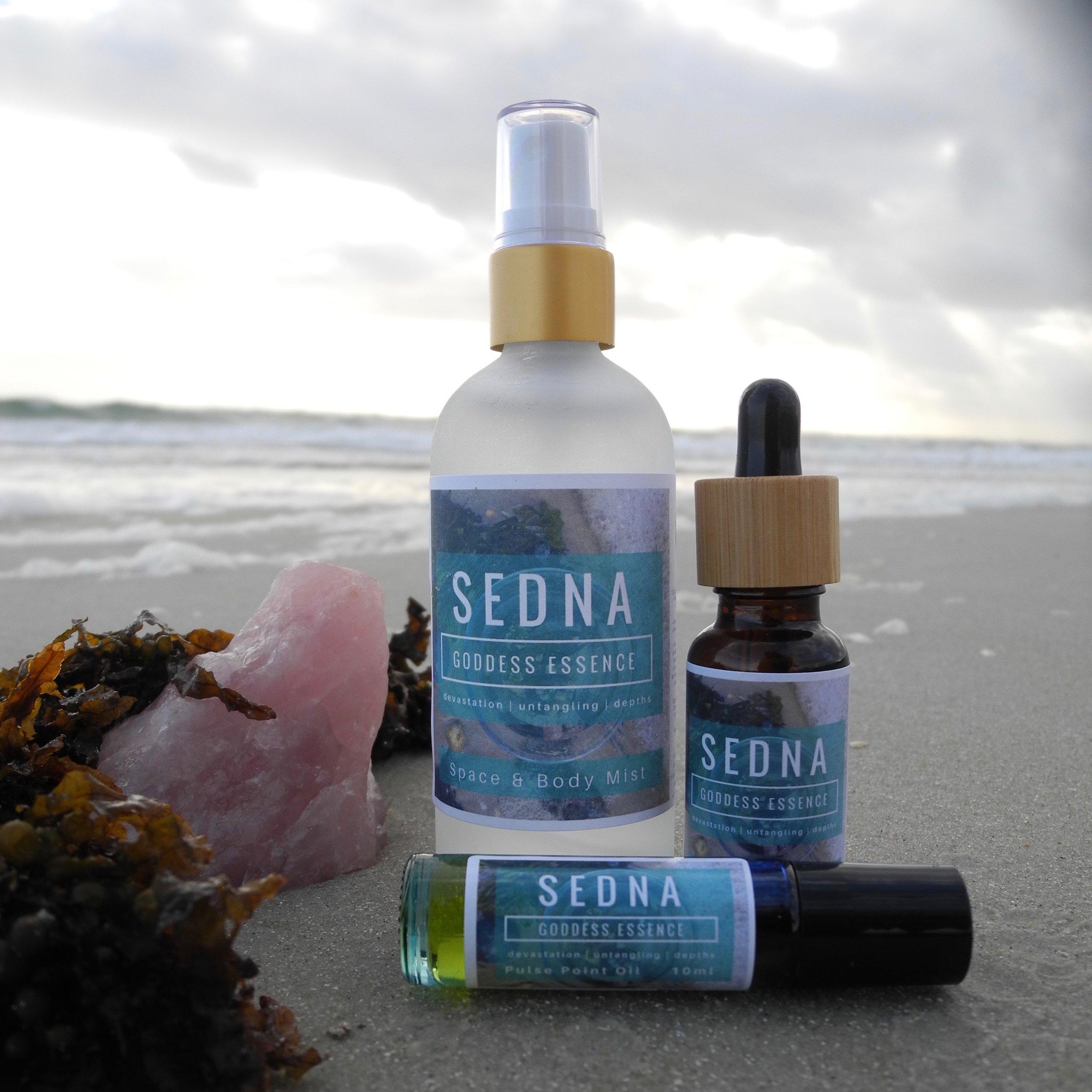 Buy Sedna Goddess Ritual Essence | Remedy Botanica
