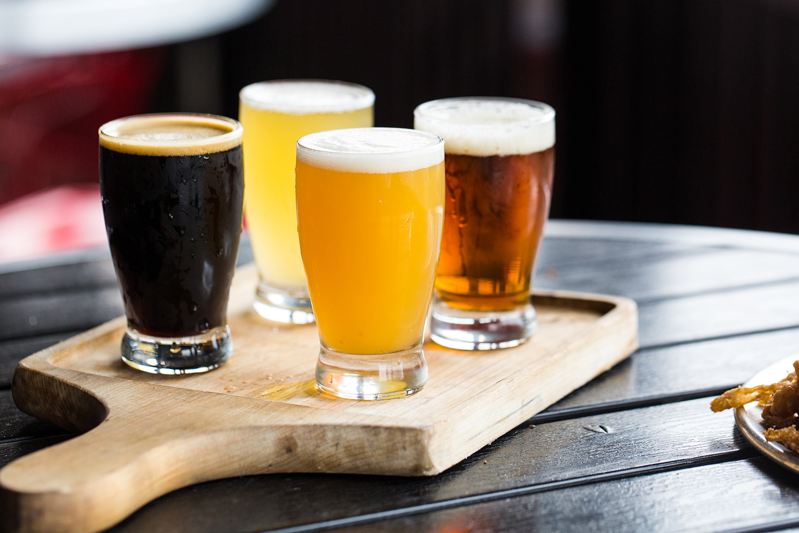 See what's on tap! - Here at Kreggers we switch out our kegs daily in order to have a variety of craft and local beers for our customers.