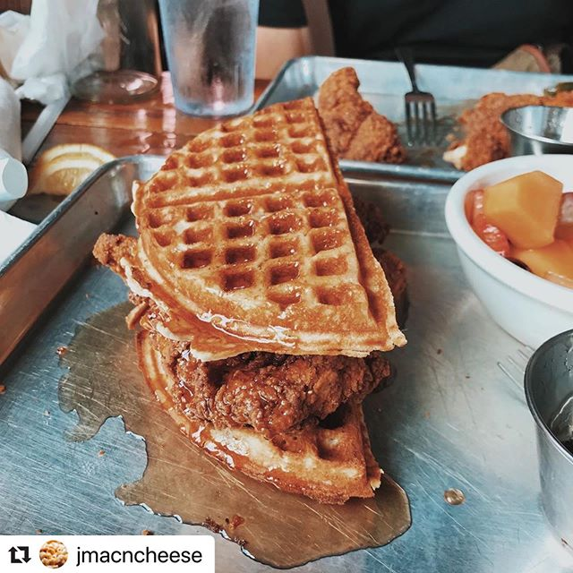 Sunday brunch 🥂 . . #Repost @jmacncheese with @make_repost ・・・ Lord ima eat better next week.