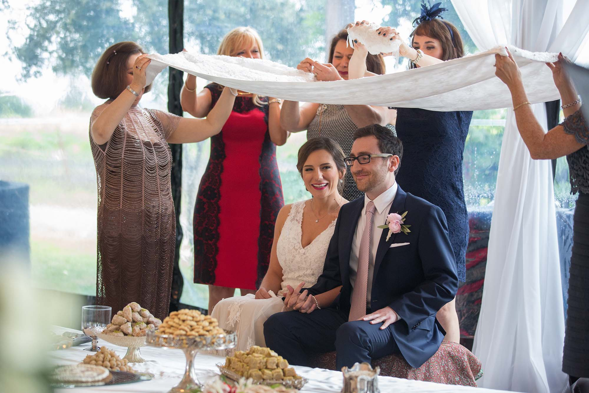 Lisa and Michelle photographed our wedding and did an amazing job! -