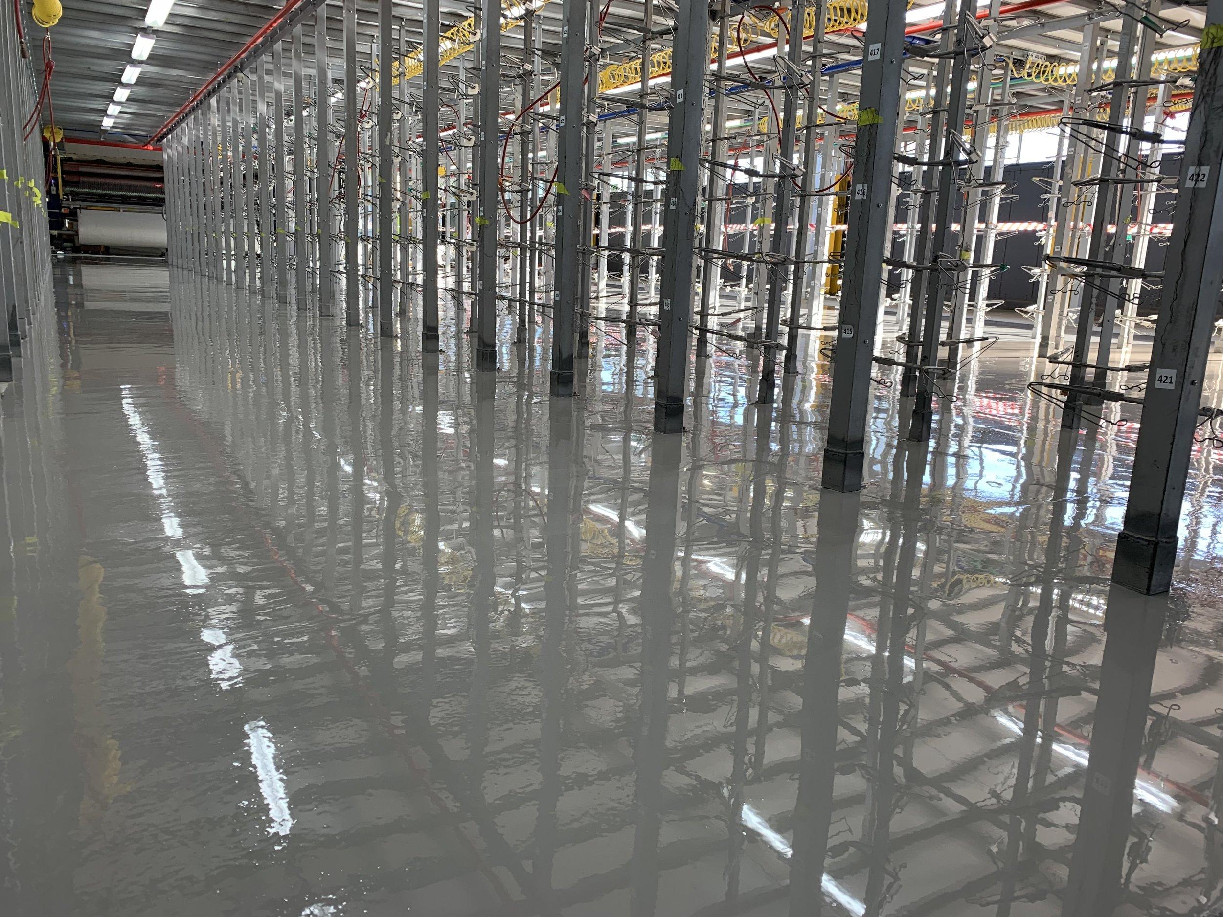 Industrial | Epoxy Flooring -