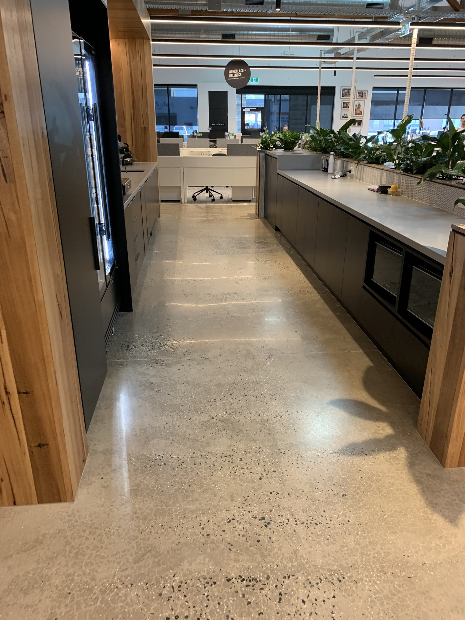 Geelong Polished Concrete Floors