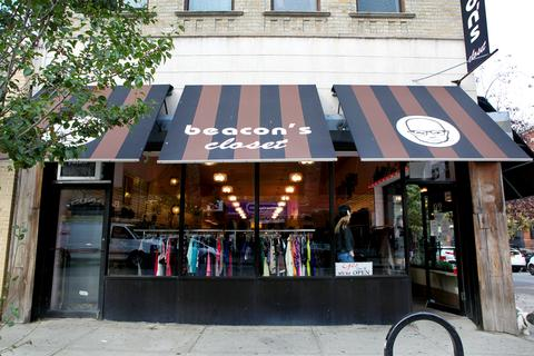 Beacon's Closet - Beacon's Closet is a 100% Brooklyn-based, female-founded company. The store buys, sells, and trades clothing. Due to the fashionable people living around the stores, you are sure to find some unique, cool finds. Not in Brooklyn? You can also shop + sell online.