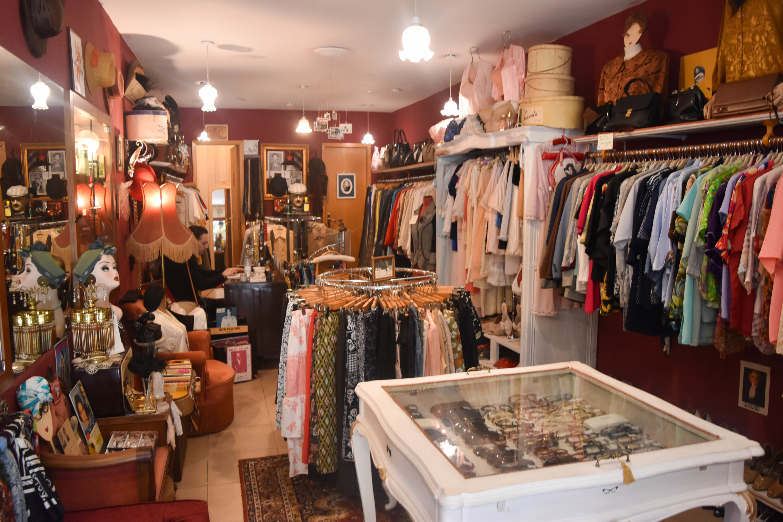 Cet Objet du Désir - Vintage Clothing & Accessories