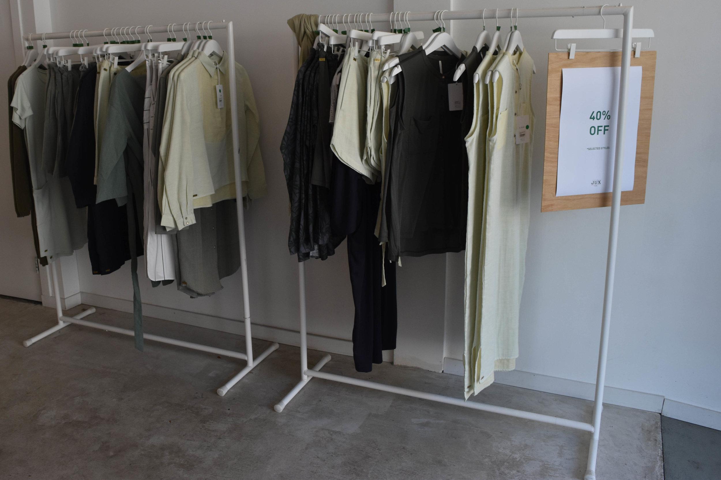 Studio Jux sustainable clothing