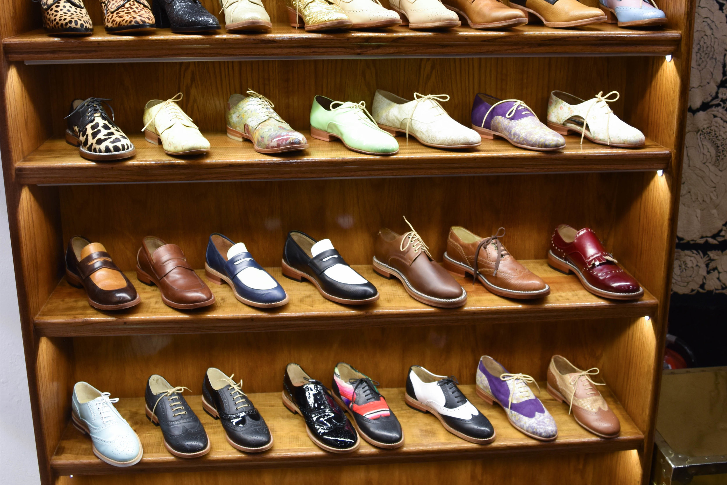 Custom and handmade shoes!