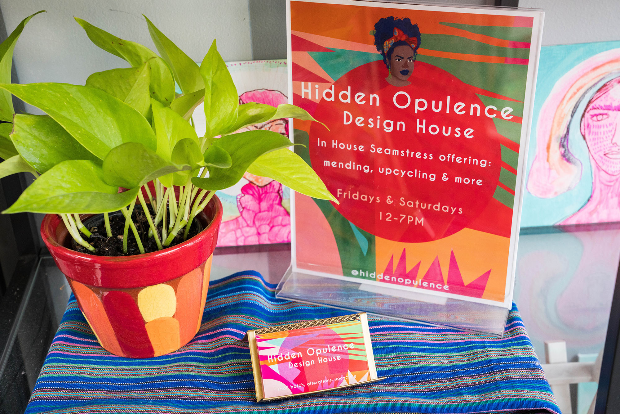 Check out Hidden Opulence the next time you are in Portland.