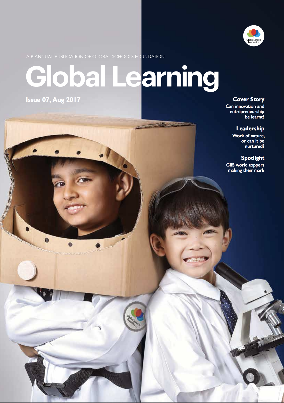 Global Learning (August 2017)