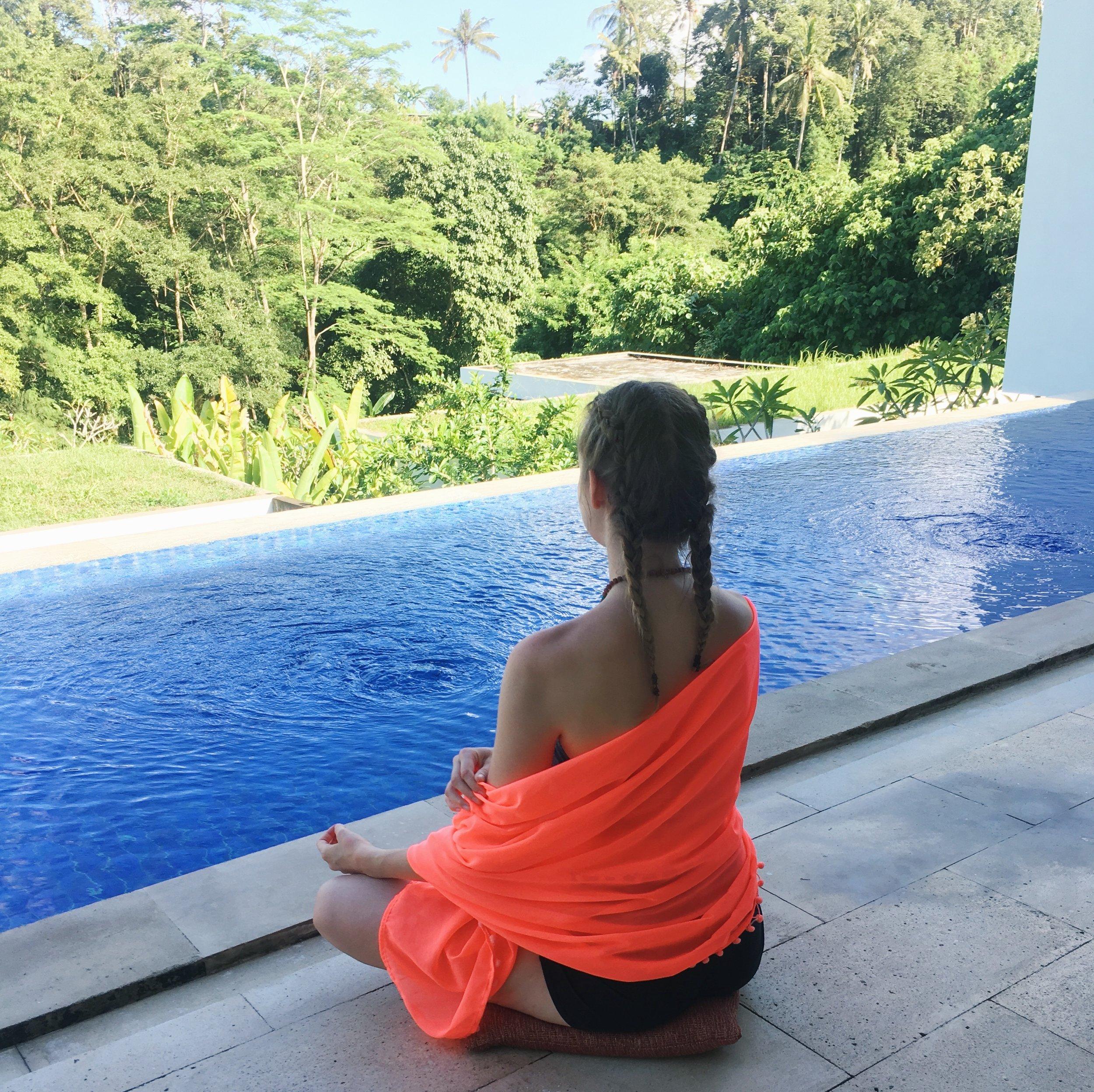 Ubud, Bali, Meditation