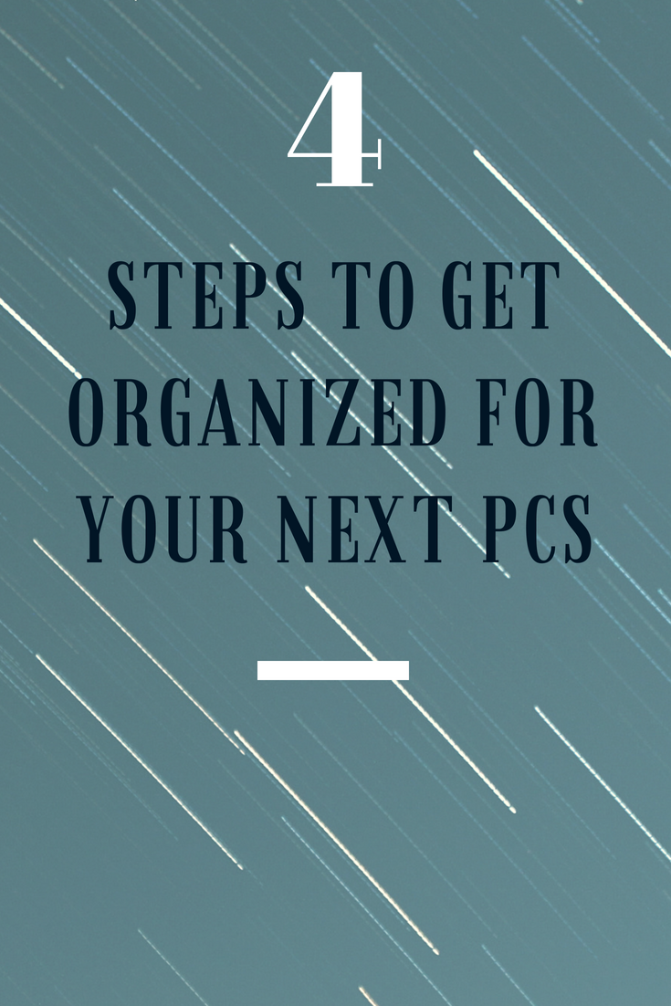 PCSing? - Check out my guide to help get your life organized for your next move!
