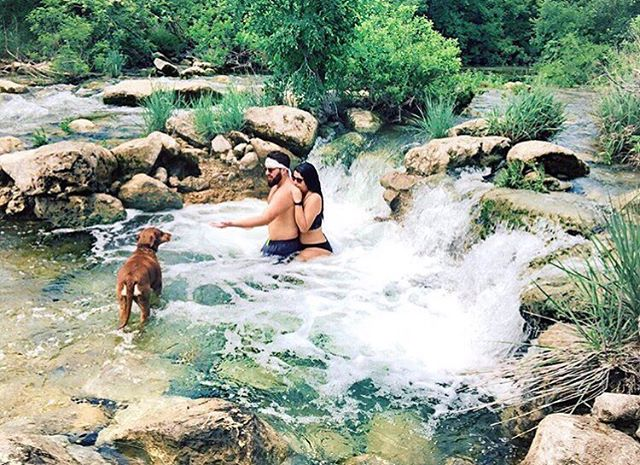 What a perfect adventure! 📷: @kyliecatahoula