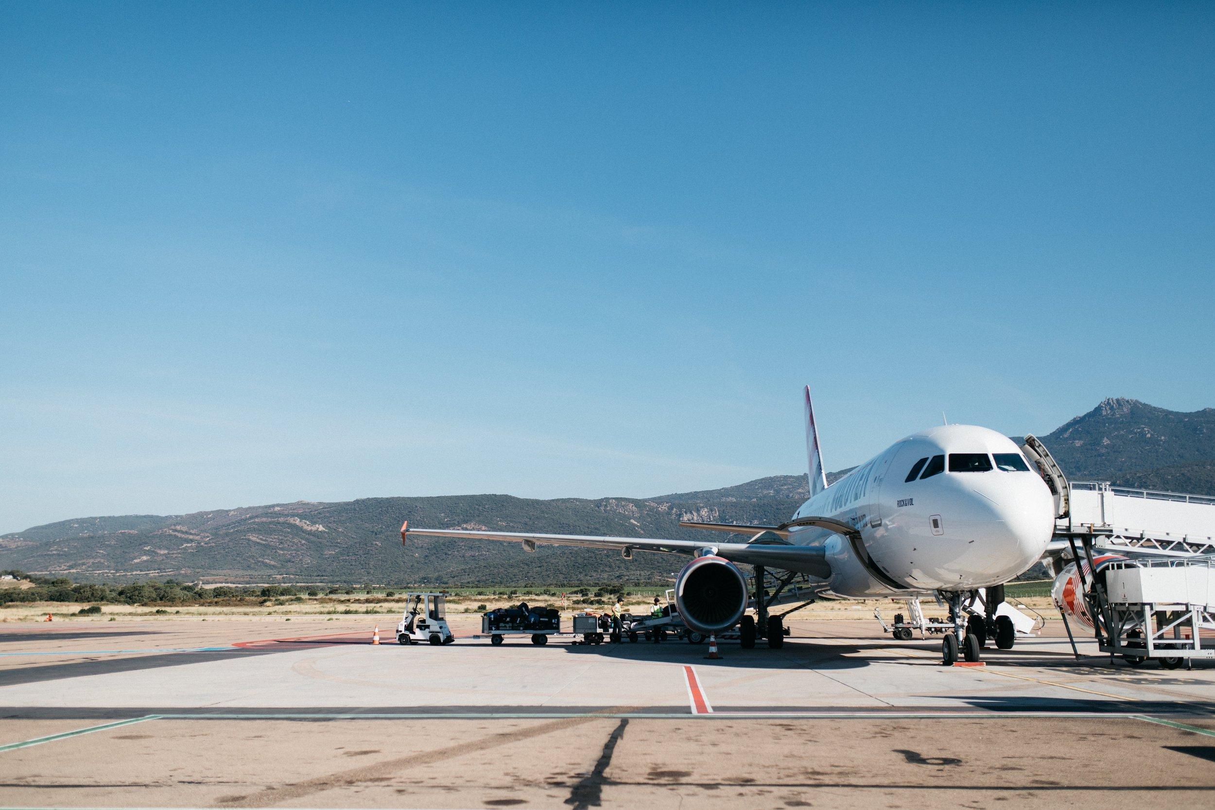 Flying:To Alicante, Murcia, or Malaga -