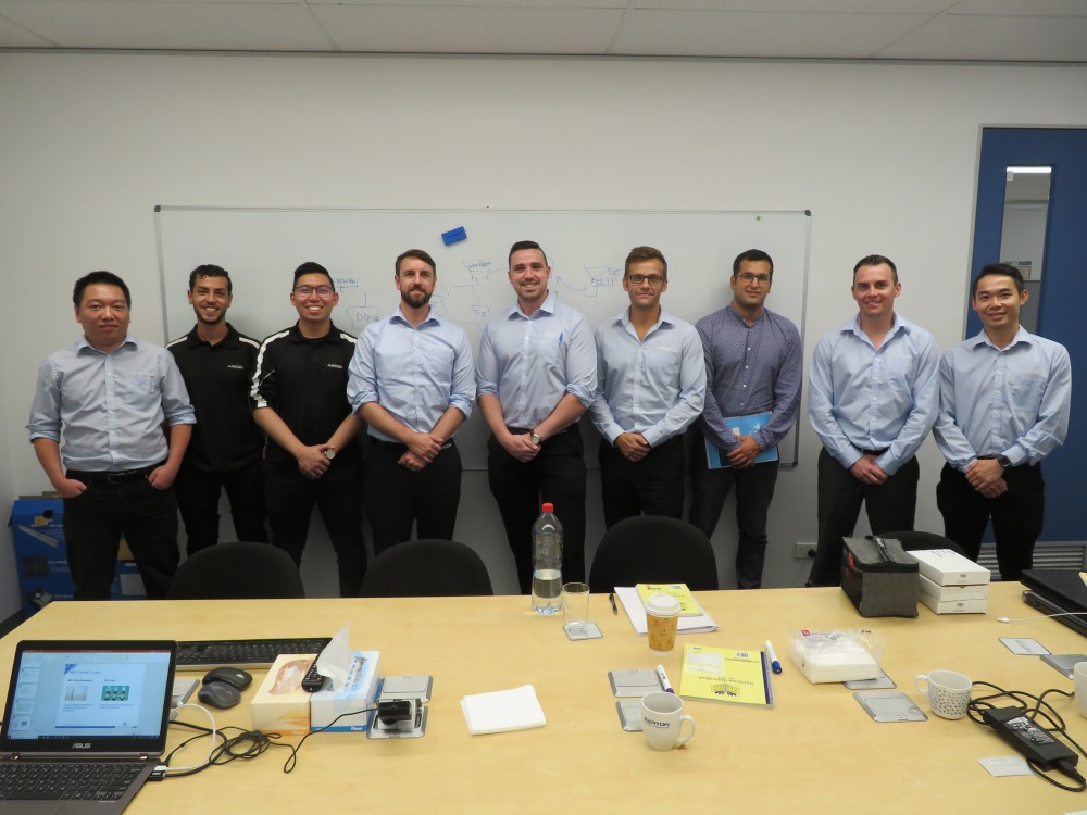 BMS BAS Training Lifecycle Controls Bryce Anderson