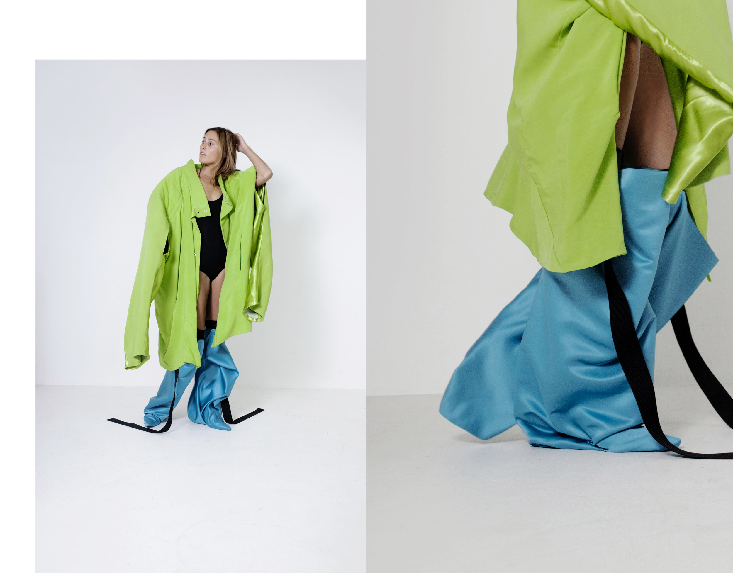 Ella BouchtBA Graduate Collection -
