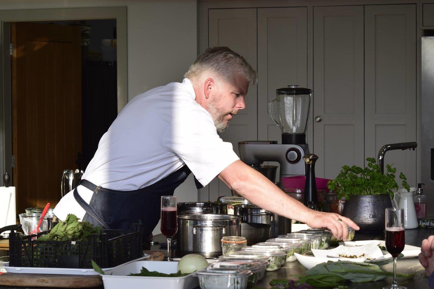 Chef's Profile - Daren Bale