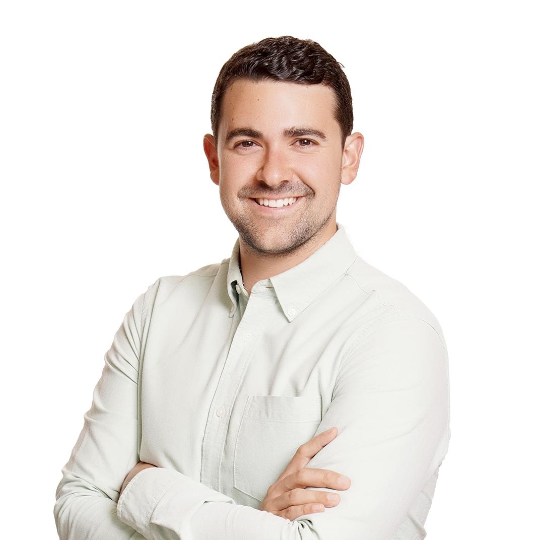 Sergio Fourzan - Nutritionist & Recipe Developer, Co-Founder