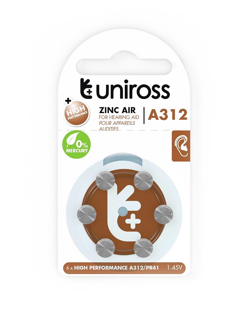[UZA6A312] UNIROSS PACK 6 X A312 ZINC AIR.jpg