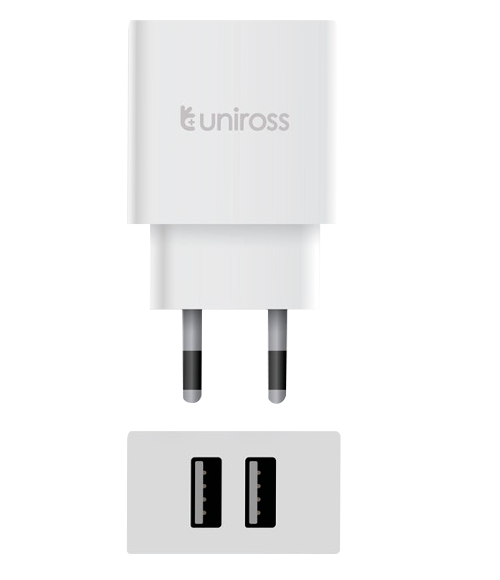 HIGH-SPEED  DUAL USB WALL Charger