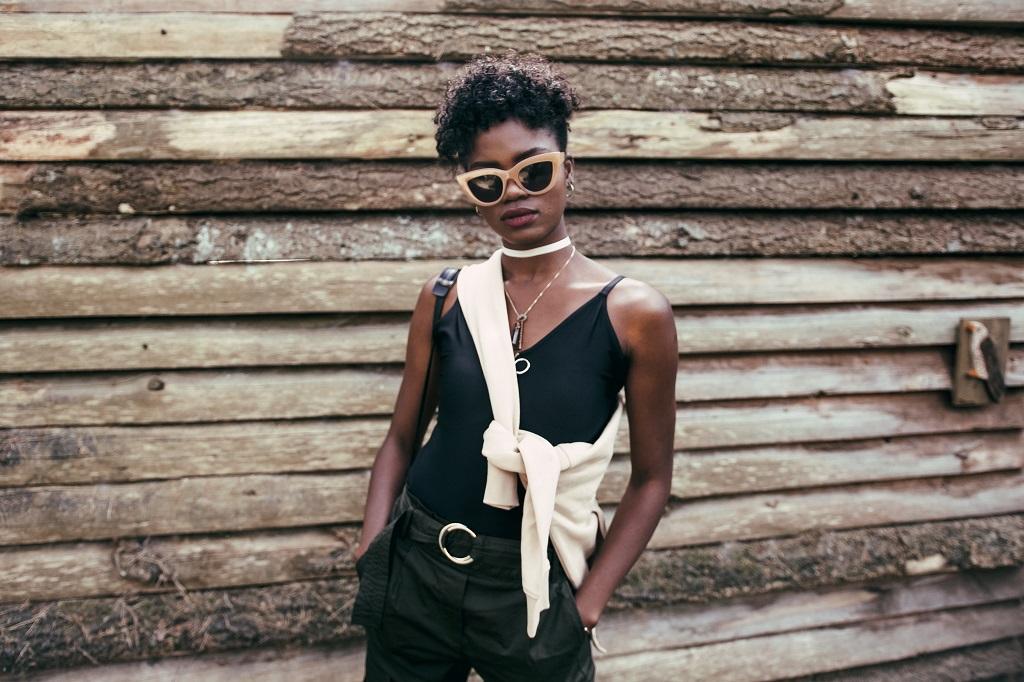 Stunning fashionable black woman.jpg