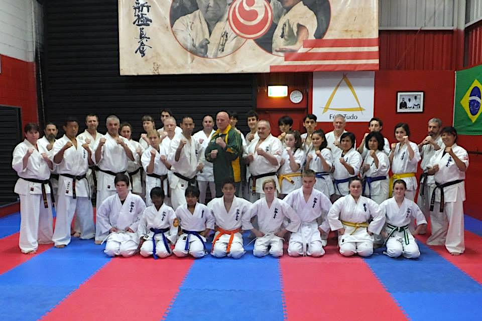 Autralian Shinkyokushin