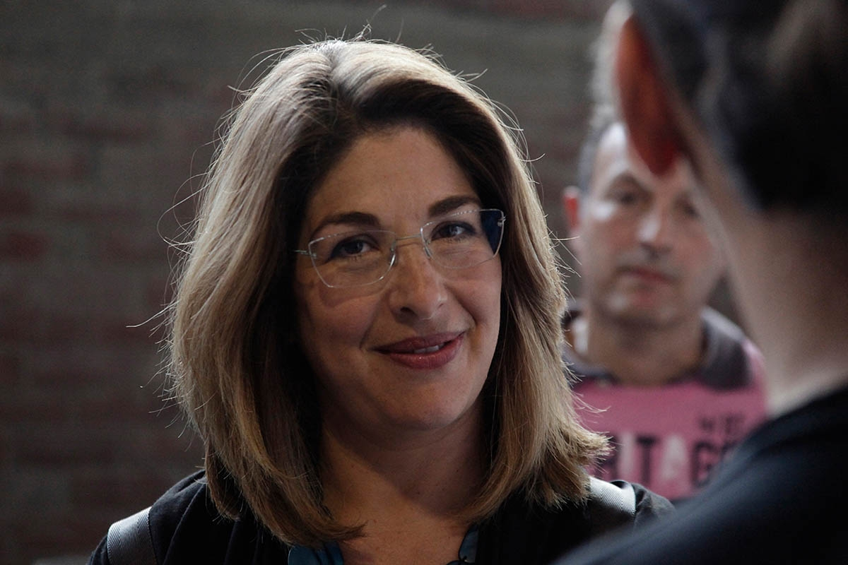 Naomi Klein: The people can declare a climate emergency - Geographical Magazine, September 2019