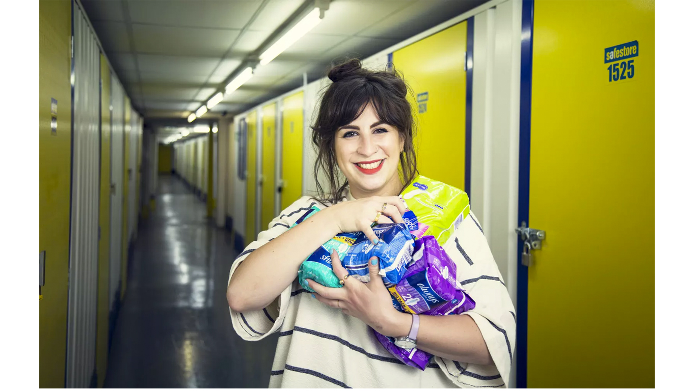#193 Gabby Edlin - Gabby is the founder of an amazing organisation, Bloody Good Period, which aims to create a sustainable supply of sanitary protection for those who can't afford to buy them. It is a brilliant effort to tackle period poverty.WebsiteLinkedInTwitterInsta