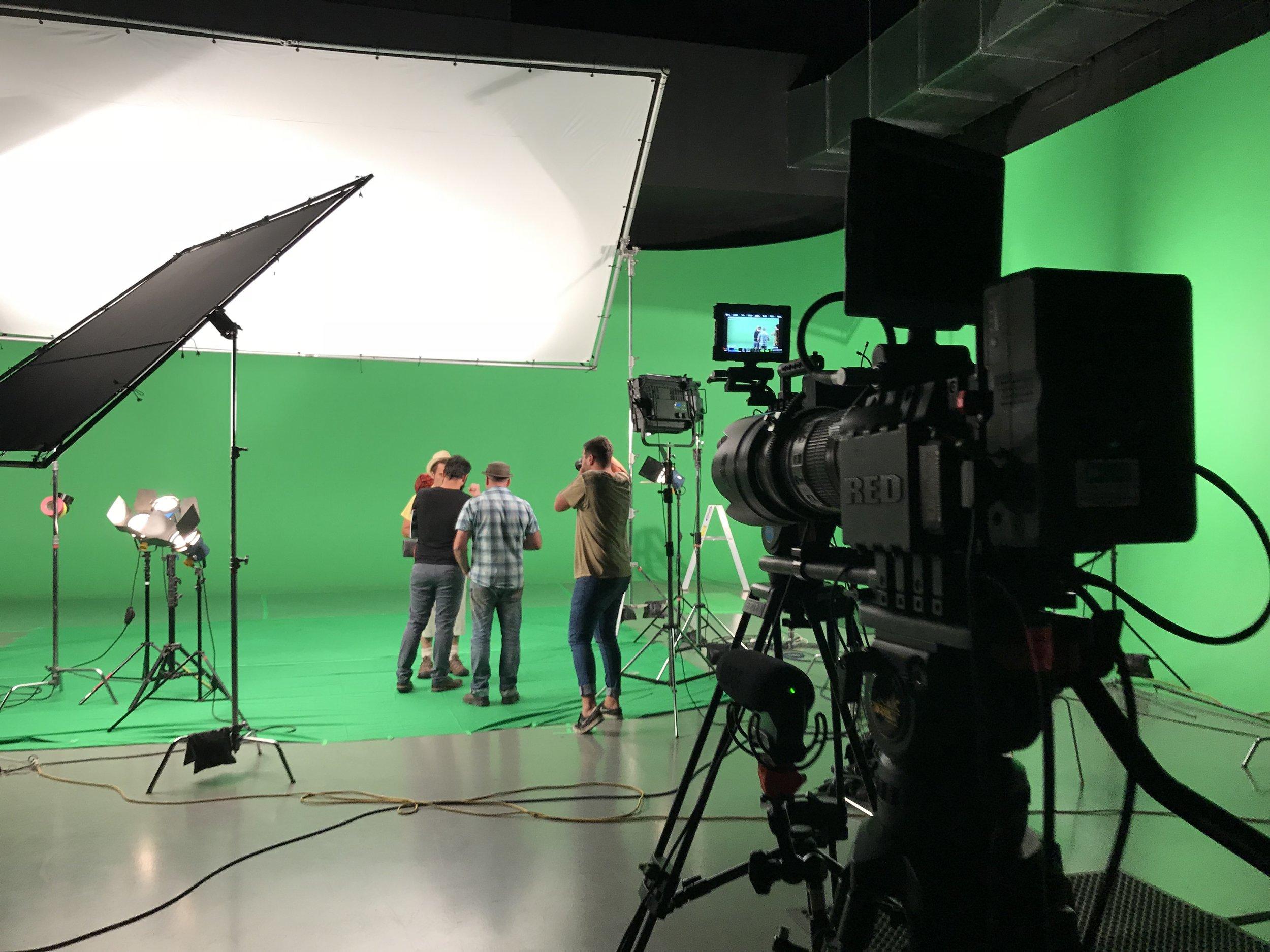Floodlight Media | Producer