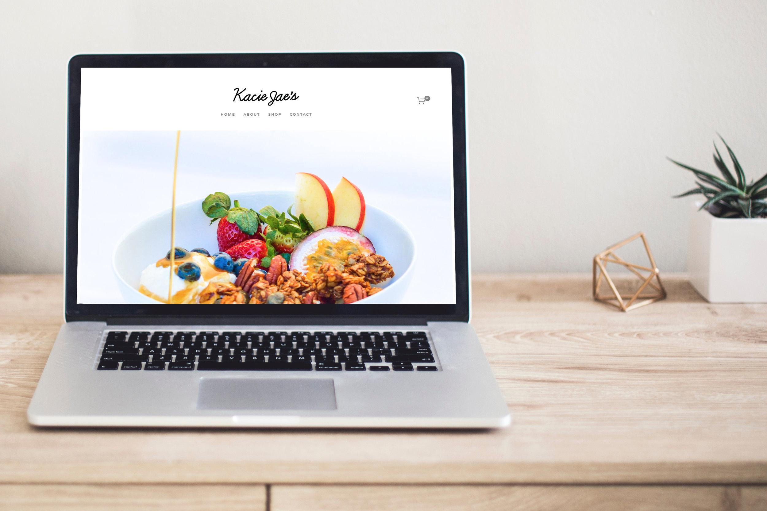 Kacie Jaes | Website & Copy Writing