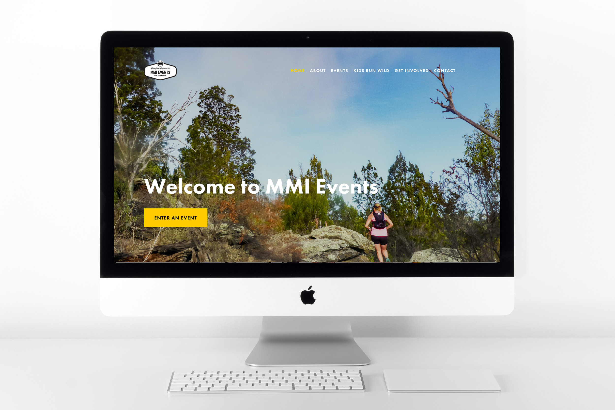 MMI Events | Website & Copy Writing