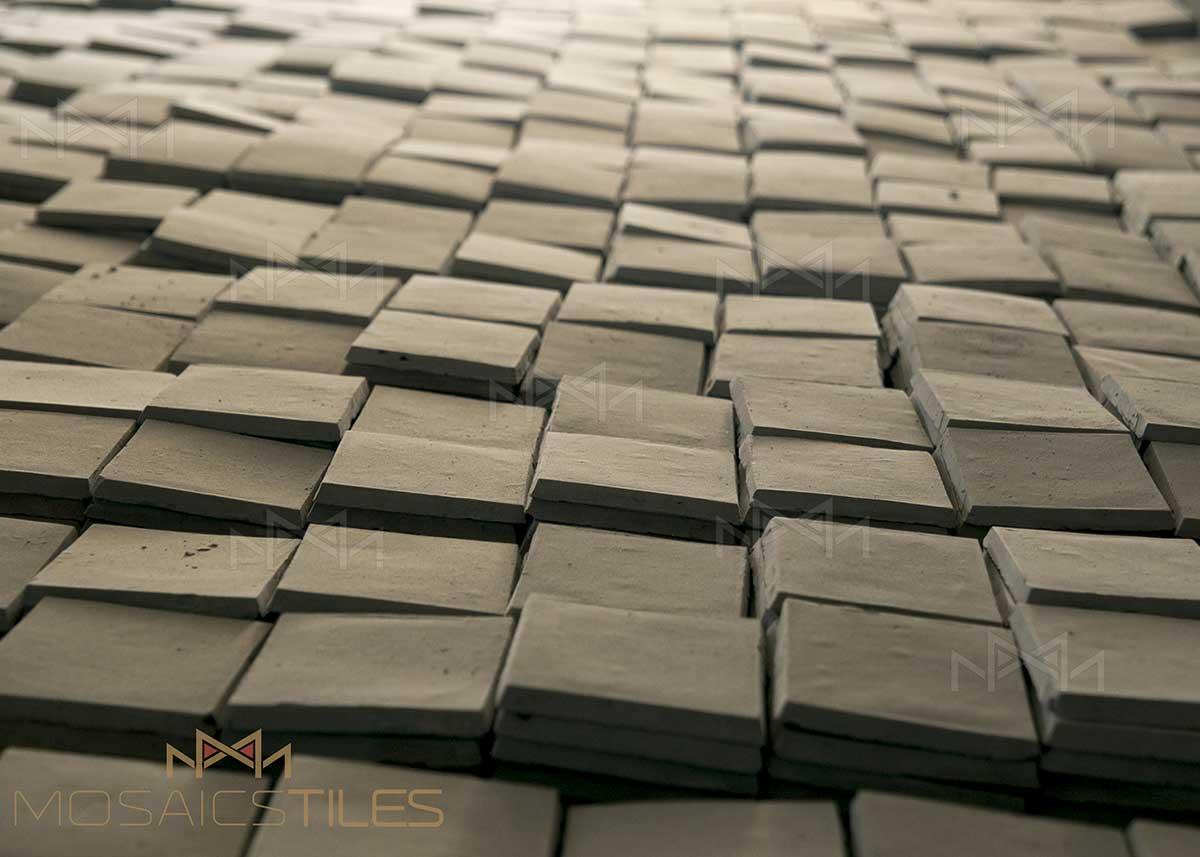 zellij tiles stored in Fez