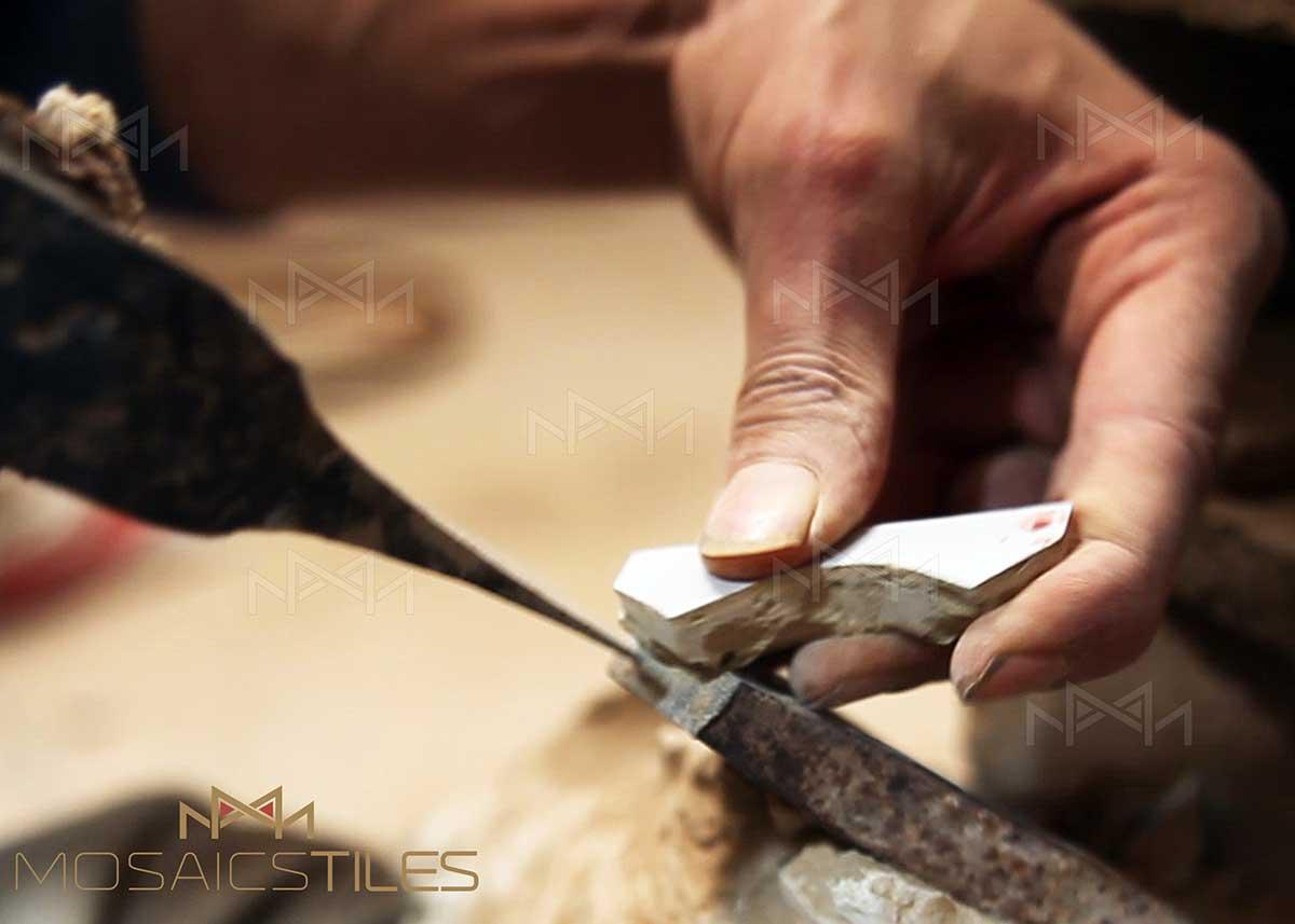 factory zellij tiles Morocco