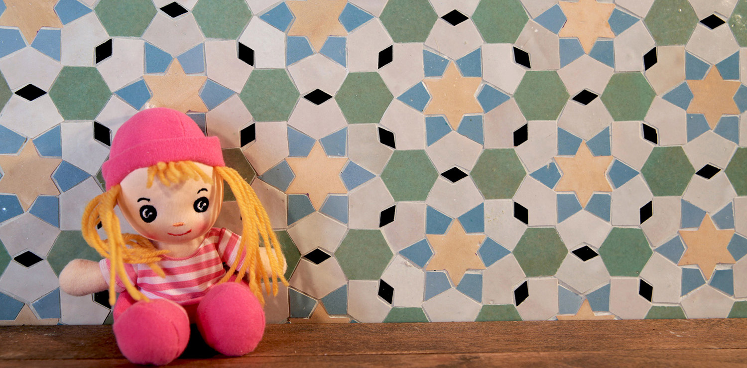 Zellige collection tile : Riad