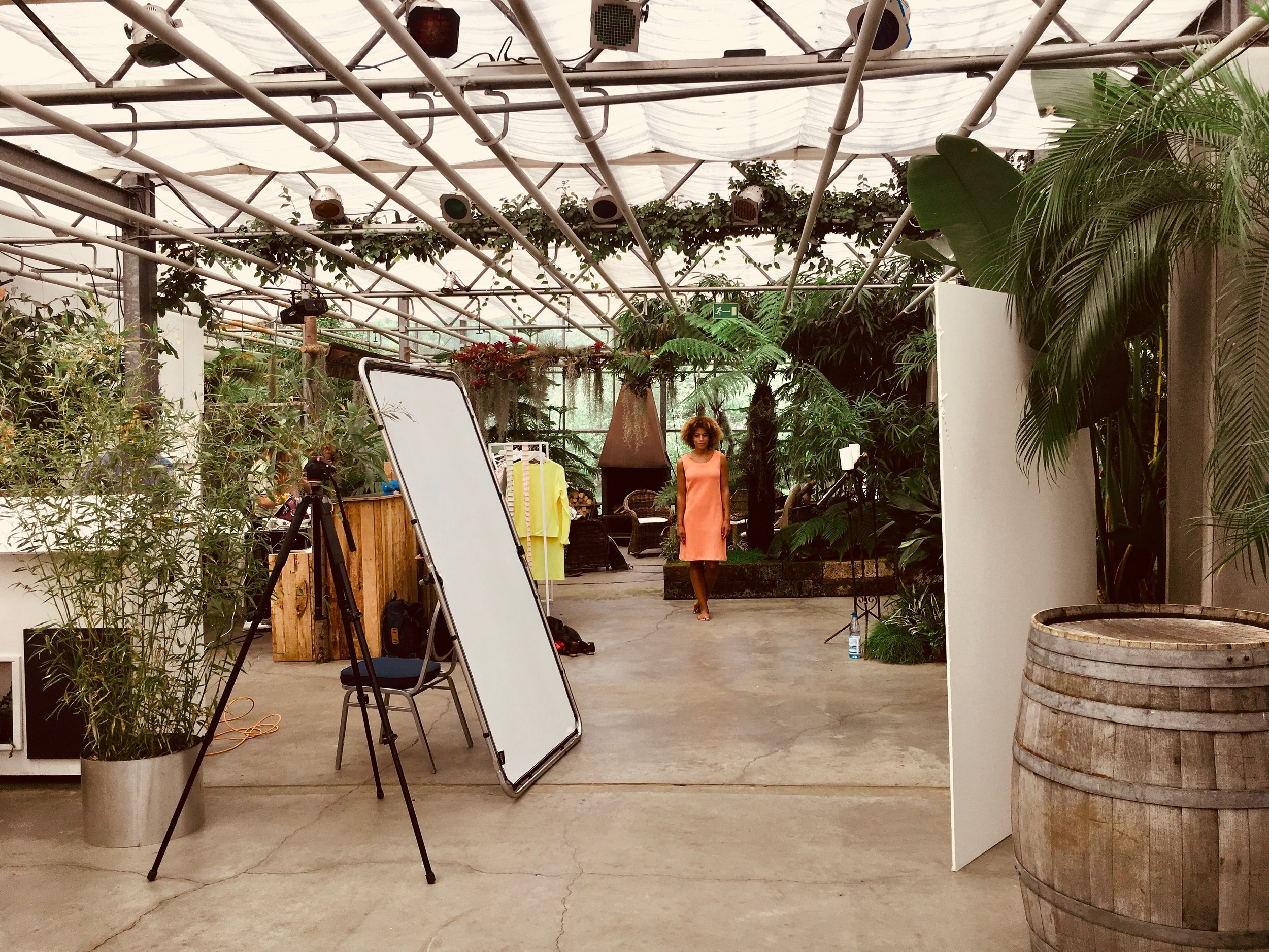 EYD Photo Shoot for the 2019 Summer Collection